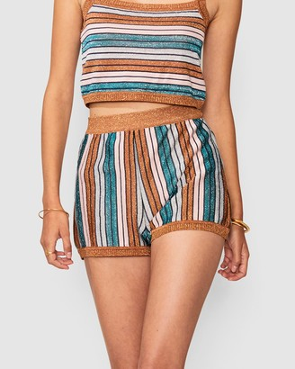 SUBOO Lolita Knit Shorts
