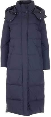 Woolrich Long Puffer Coat