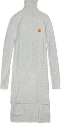 Maison Scotch Grey Melange Tunic Knit - XS - Grey
