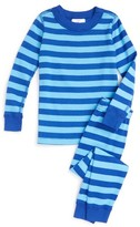 Hanna Andersson Organic Cotton Two-Piece Fitted Pajamas (Little Kids & Big Kids)