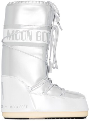 Moon Boot Icon flat snow boots