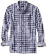 Banana Republic Camden-Fit Custom Wash Multi Check Shirt