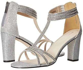 Touch Ups Gabriella (Silver) Women's Shoes