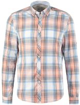 Tom Tailor Denim Fitted Shirt Dusty Salmon Red