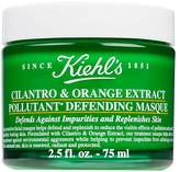 Kiehl's Cilantro & Orange Extract Pollutant Defending Masque 2.5 oz.