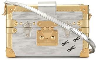 Louis Vuitton Pre Owned 2015 Petite Malle shoulder bag