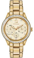 Citizen Eco-Drive Women's FD2012-52P Silhouette Crystal Watch