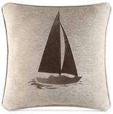 "J Queen New York Newport 20"" Square Decorative Pillow"