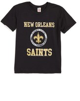 Junk Food Clothing Boy's Kick Off New Orleans Saints T-Shirt