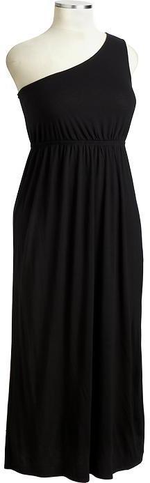Old Navy Women's Plus One-Shoulder Maxi Dresses