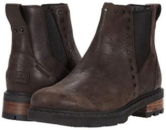 Sorel Lennox Chelsea Stud (Sandy Tan) Women's Boots