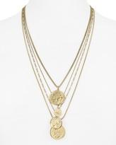 Aqua Marissa Layered Pendant Necklace, 23 - 100% Exclusive