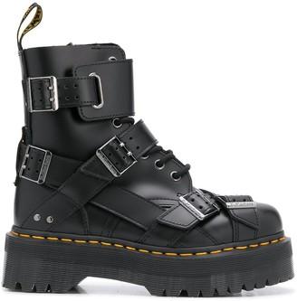 Dr. Martens Jadon strap 40mm boots