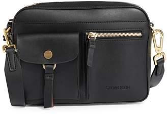 Calvin Klein Mini Rossa Crossbody Bag