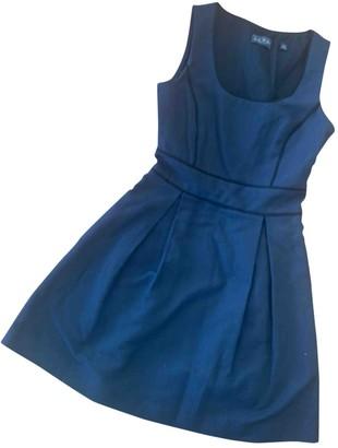 Jack Wills Navy Cotton Dress for Women