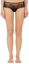 La Perla Women's Flirt Boyshorts-BLACK