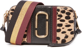 Marc Jacobs Leopard Haircalf Snapshot Bag