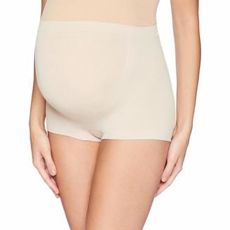 Annette Women's Soft and Seamless Pregnancy Boy Short