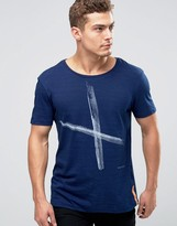 Nudie Jeans Chalk Print T-Shirt