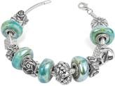 Nuovegioie Tedora Sterling Silver Garden Bracelet