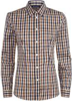 Aquascutum London Bowten 2 Club Check Shirt