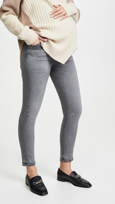 Citizens of Humanity Rocket Crop Maternity Jeans