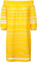 Trina Turk off-the-shoulder dress