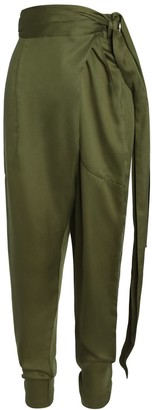 Lâcher Prise Apparel Zenith Harem Pants - Green