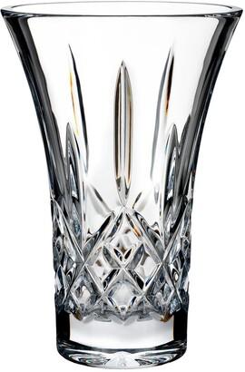 Waterford Lismore Lead Crystal Flared Vase