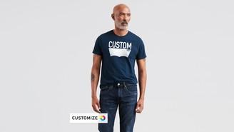 Levi's Men's Blank Artist Tee Shirt