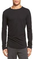 Vince Men's Raw Hem T-Shirt