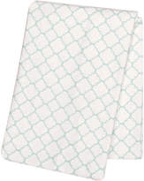 TREND LAB, LLC Trend Lab Mint Quarterfoil Swaddle Blanket