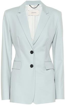 Schumacher Dorothee Bold Silhouette cotton blazer