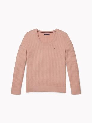 Tommy Hilfiger Scoop Neck Sweater
