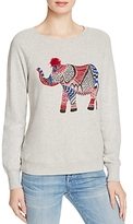 Soft Joie Annora Embroidered Sweatshirt