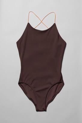 Weekday Aqua Swimsuit - Red