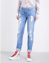 Tommy Hilfiger Gigi Hadid Venice skinny mid-rise jeans