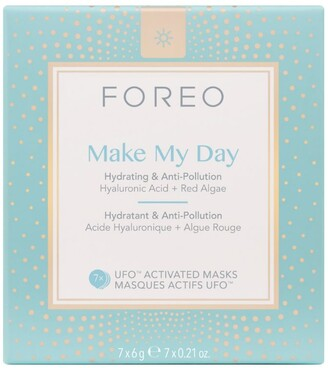 Foreo Ufo-Activated Make My Day Treatment Mask (Pack Of 7)