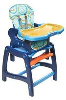 Badger Basket Highchair with Play Table Conversion
