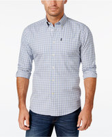 Barbour Men's Elwood Check Long-Sleeve Shirt