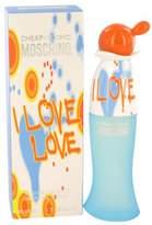 Moschino I Love Love by Eau De Toilette Spray 1.7 oz