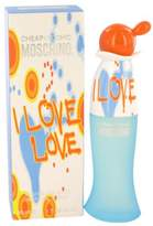 Moschino I Love Love by Eau De Toilette Spray for Women - 100% Authentic