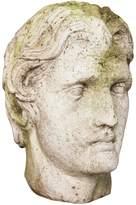Orlandi Statuary Alexander The Great Head Statue