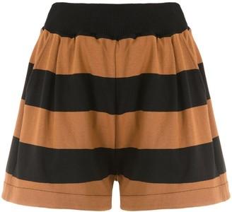 OSKLEN Pockets Striped Shorts