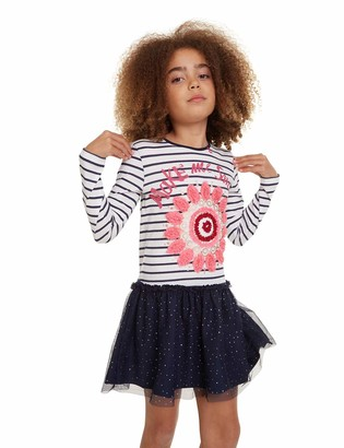 Desigual Girls' Dress CHILPANCINGO
