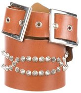 Clements Ribeiro Studded Waist Belt