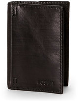Fossil Wallace Vertical Card Wallet