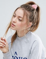 Asos Velvet Tube Hair Tie