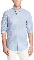 Polo Ralph Lauren Poplin Button-down Sports Fit Shirt, Harbour Blue