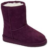 Dawgs Plum Plush Boot